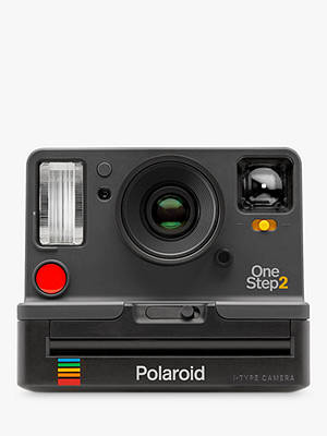Buy Polaroid OneStep 2 i-Type Instant Camera, Graphite Online at johnlewis.com