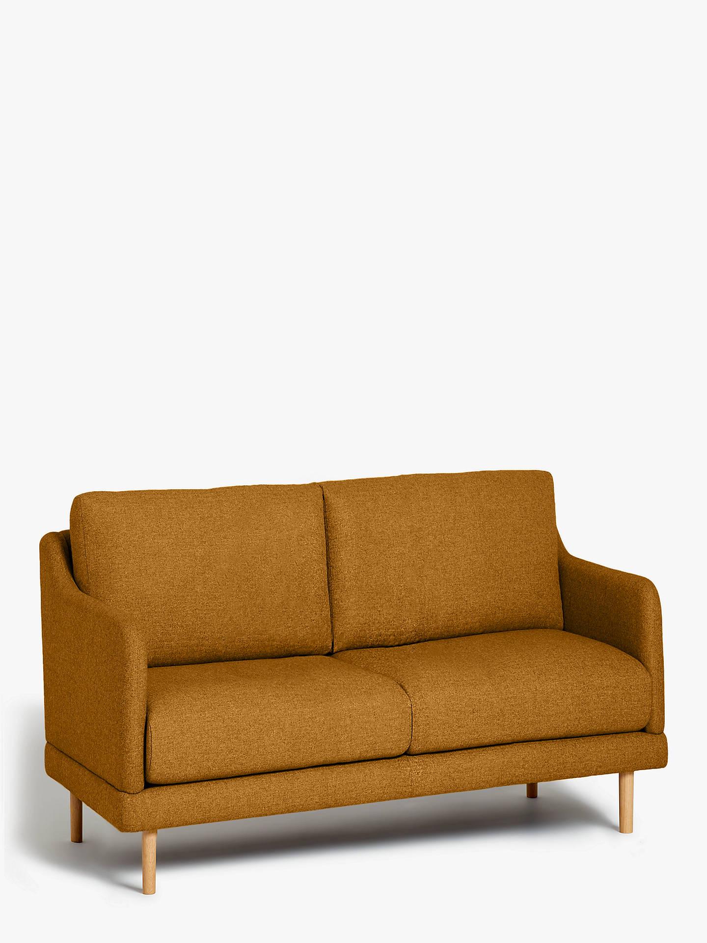 House By John Lewis Sweep Small 2 Seater Sofa Light Leg