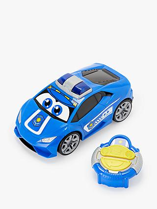 John Lewis & Partners My First Remote Control Police Car