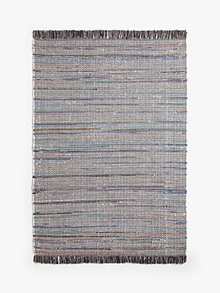 John Lewis & Partners Recycled Cotton Chindi Rug