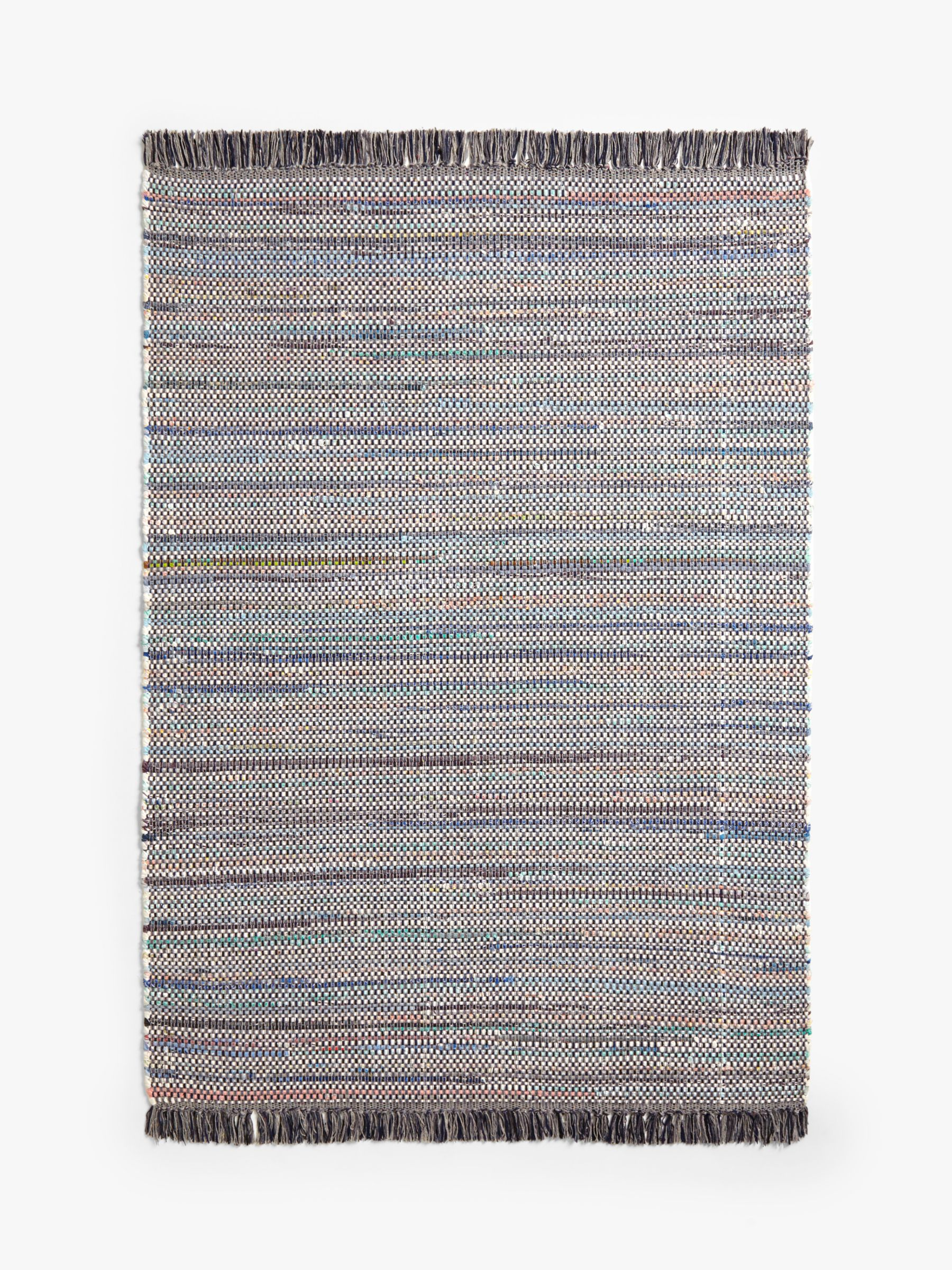 ANYDAY John Lewis & Partners Recycled Cotton Chindi Rug
