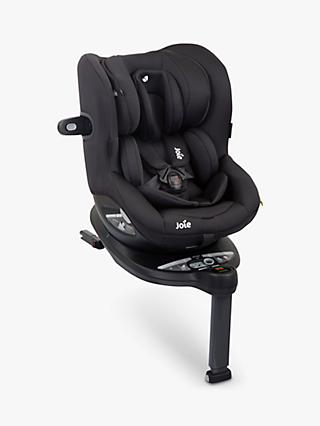 Joie Baby i-Spin 360 Group 0+/1 i-Size Car Seat, Coal