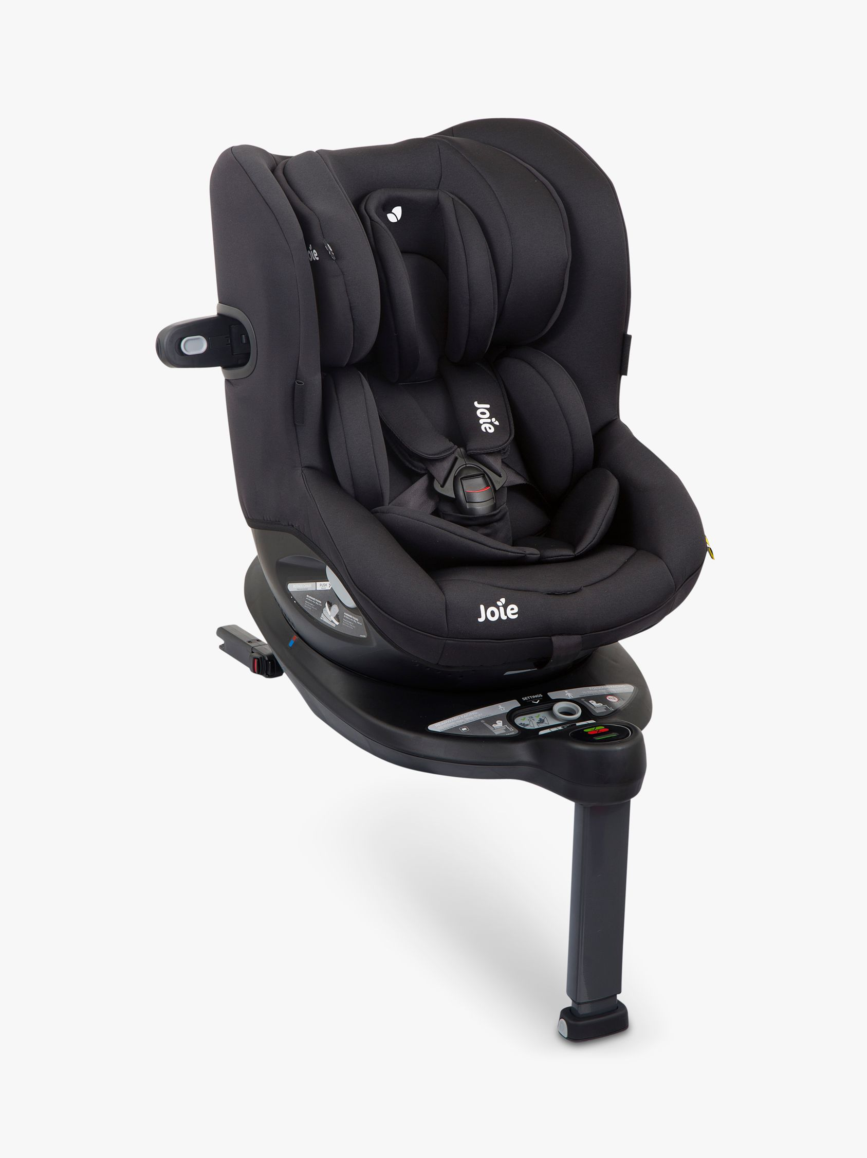 Joie Baby Joie Baby i-Spin 360 Group 0+/1 i-Size Car Seat, Coal