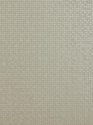 John Lewis & Partners Squares Wallpaper, Champagne