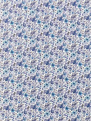 Liberty Rachel Floral Print Fabric, Blue