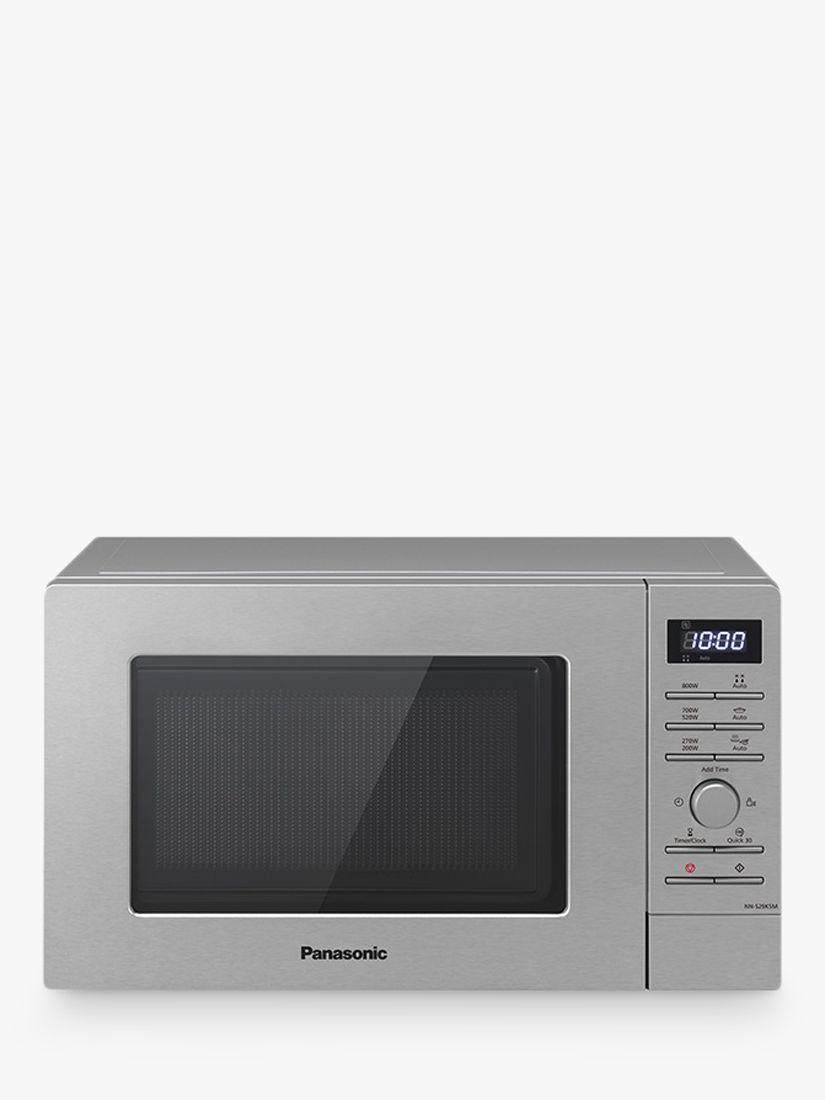 Panasonic Panasonic NN-S29KSMBPQ 20L Microwave Oven, Stainless Steel