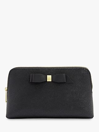 347b0808bac162 Ted Baker Elois Leather Makeup Bag
