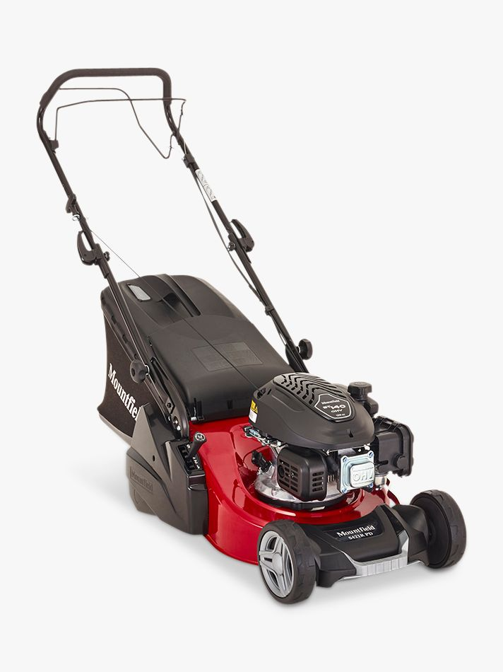 Mountfield Mountfield S421 R PD Petrol Lawnmower, Red