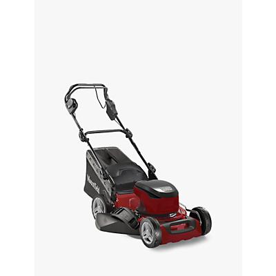 Mountfield S42 PD Li Self-Propelled Electric Lawnmower, Red
