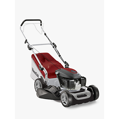 Mountfield SP425 Self-Propelled Petrol Lawnmower, Red
