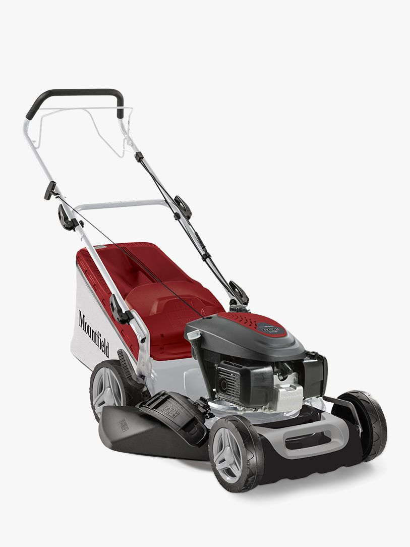 Mountfield Mountfield SP425 Self-Propelled Petrol Lawnmower, Red