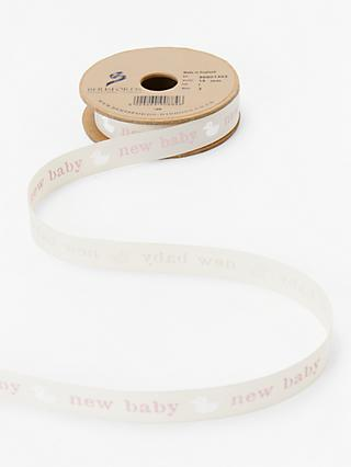 Berisfords 15mm New Baby Ribbon, 3m