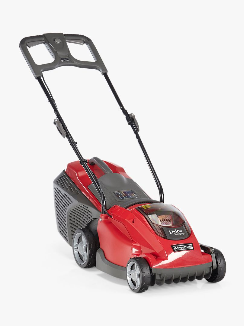 Mountfield Mountfield Princess 34Li Freedom48 Battery Cordless Lawnmower