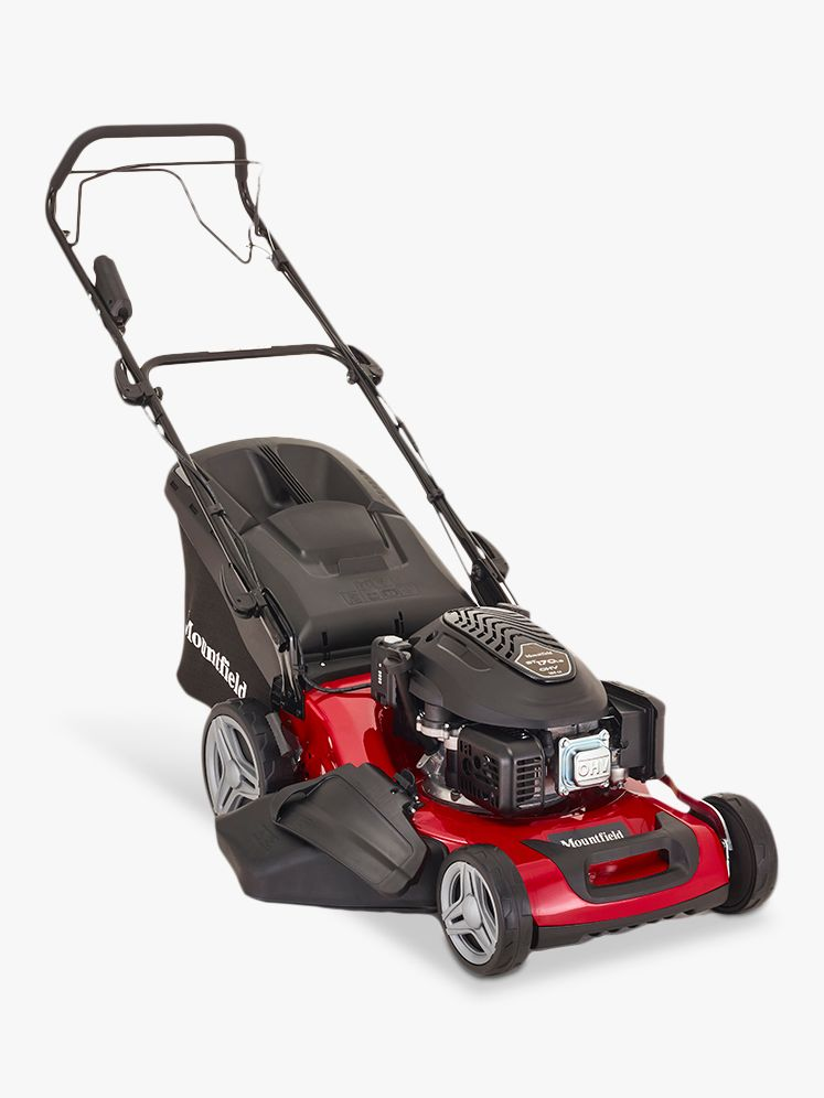 Mountfield Mountfield S481 PD LS 48cm Self-Propelled Petrol Lawnmower, Red