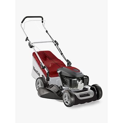 Mountfield HP425 41cm Hand Propelled Lawnmower, Red