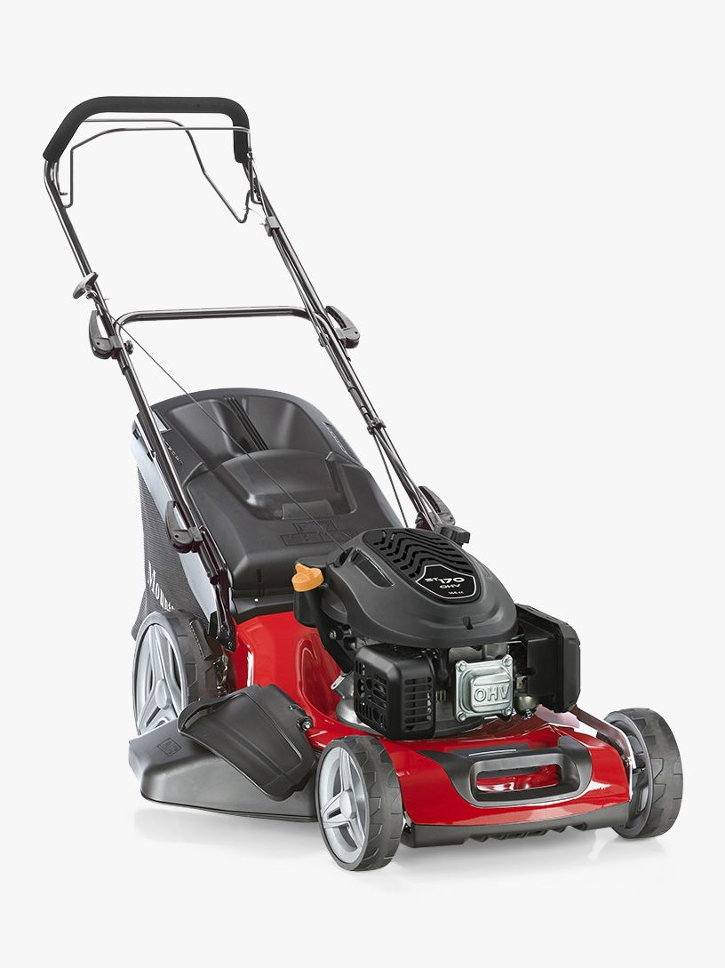 Mountfield Mountfield HW531 PD-ST 170 Self-Propelled Petrol Lawnmower, Red