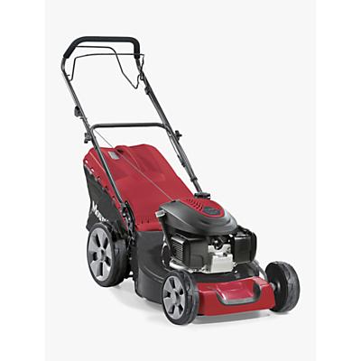 Mountfield SP53 Elite Self-Propelled Petrol Lawnmower, Red