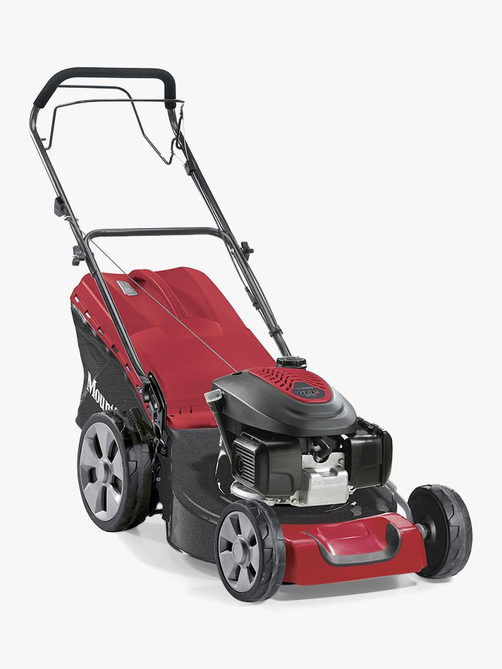 Mountfield Mountfield SP53 Elite Self-Propelled Petrol Lawnmower, Red