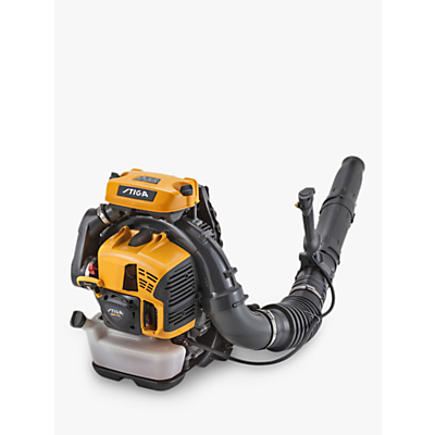 STIGA SBP375 Petrol-Powered Back Leaf Blower