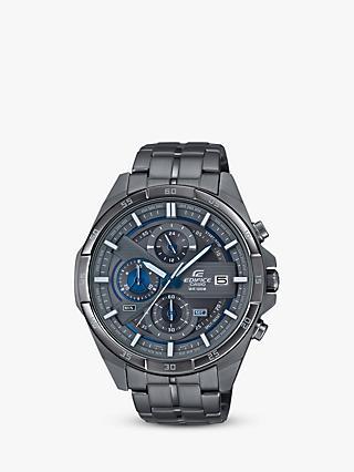 41bb20c7a69 Casio EFR-556GY-1AVUEF Men s Edifice Chronograph Date Bracelet Strap Watch