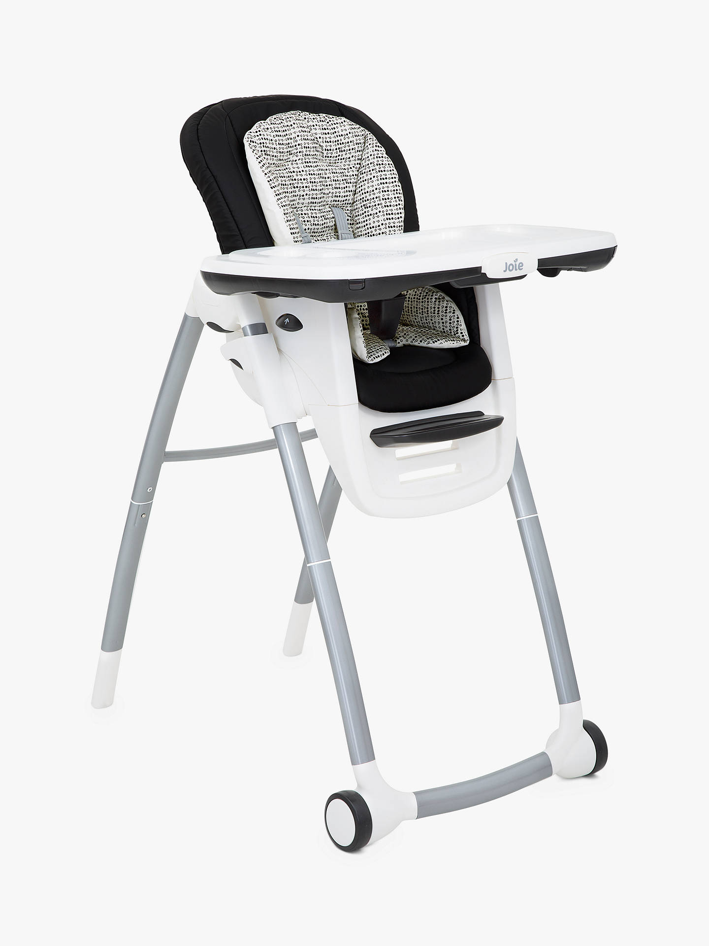 Joie Baby Multiply 6 In 1 Highchair Dots At John Lewis Partners