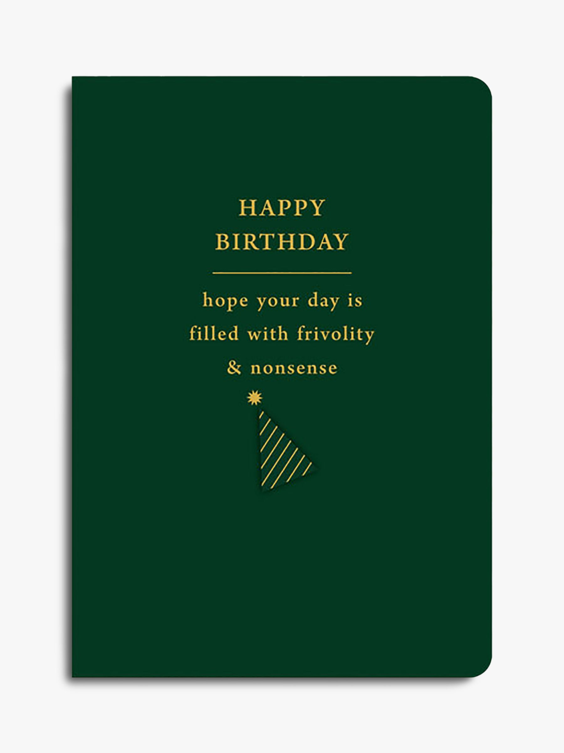 Art File Art File Frivolity & Nonsense Birthday Card