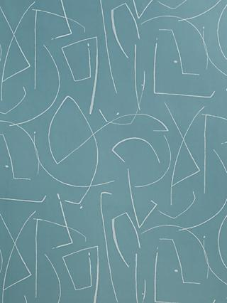 John Lewis & Partners Sketch Wallpaper