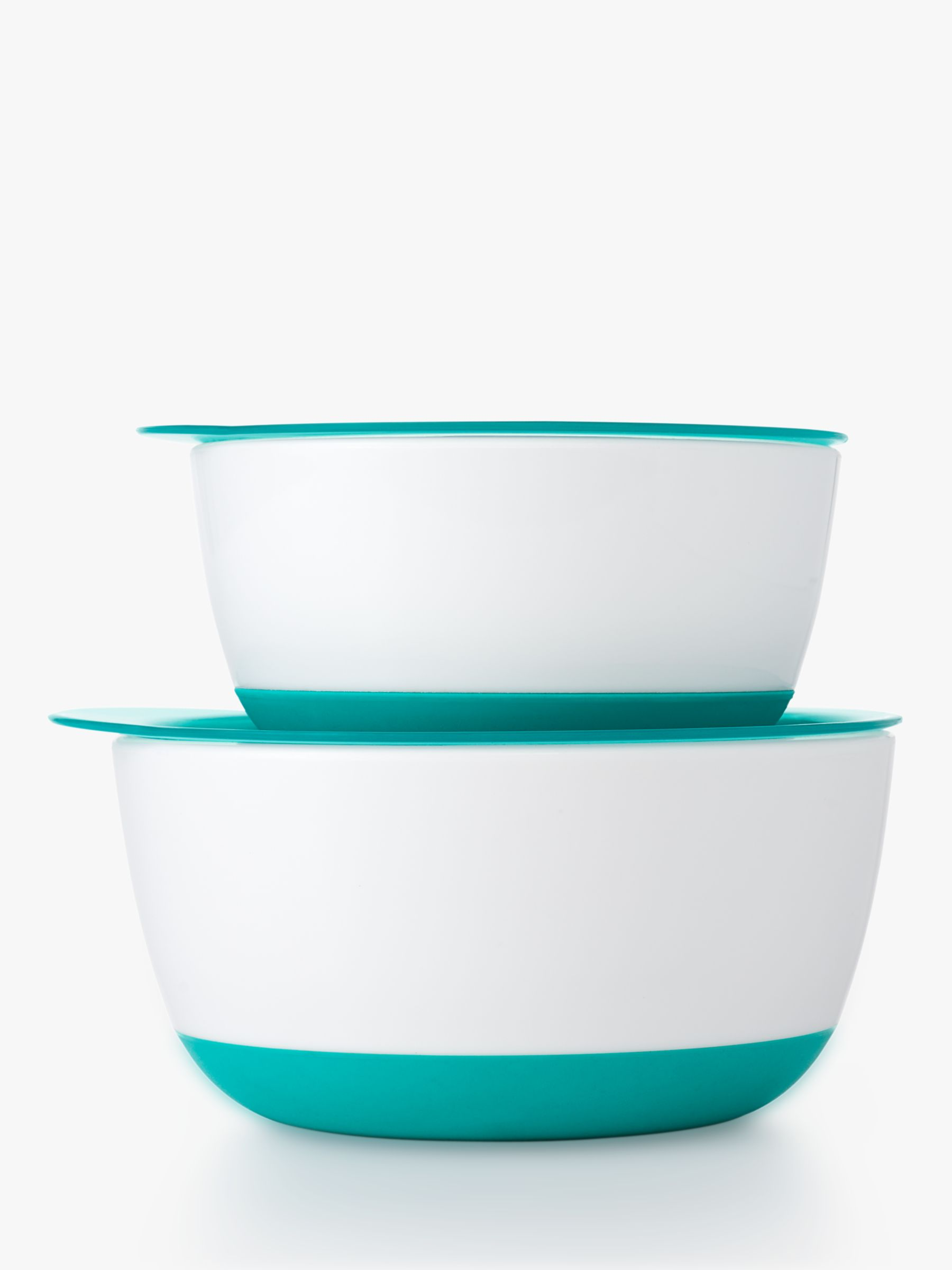 Oxo OXO Tot Large and Small Bowl Set, Teal