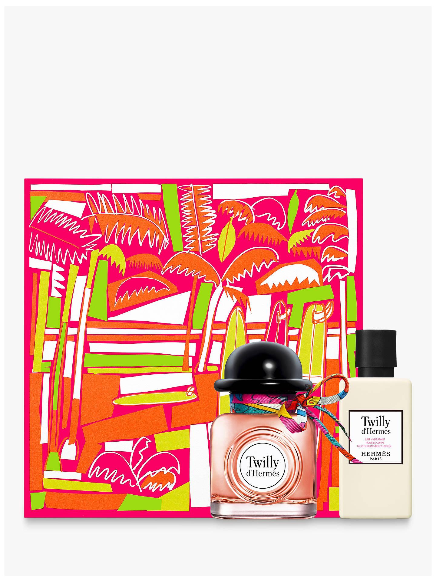 78d52d221074 Buy HERMÈS Twilly d'Hermès Eau de Parfum 50ml Fragrance Gift Set Online at  johnlewis
