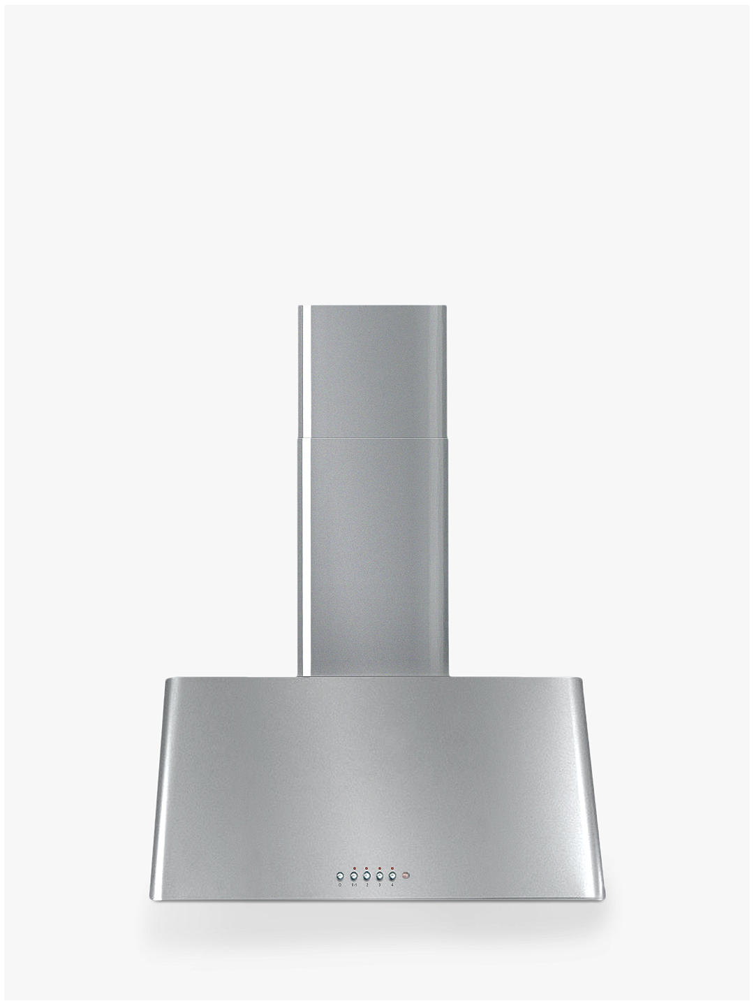 Buy ILVE AG70 70cm Traditional Chimney Cooker Hood, A Energy Rating, Stainless Steel Online at johnlewis.com