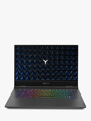 "Lenovo Legion Y740 81HE0079UK Gaming Laptop, Intel Core i7 Processor, 8GB RAM, 1TB HDD + 256GB SSD, GeForce RTX 2070, 15.6"" Full HD, Black"