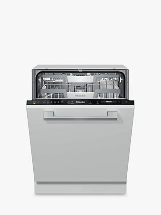 Miele G7360 SCVi Integrated Dishwasher, A+++ Energy Rating, Clean Steel