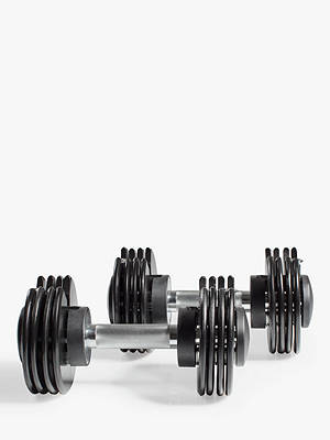 Buy NordicTrack SpeedWeight Adjustable Dumbbell Set Online at johnlewis.com