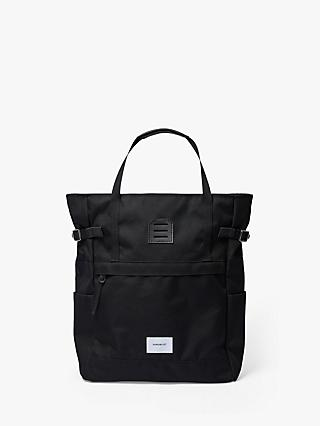 Sandqvist Roger Backpack, Black