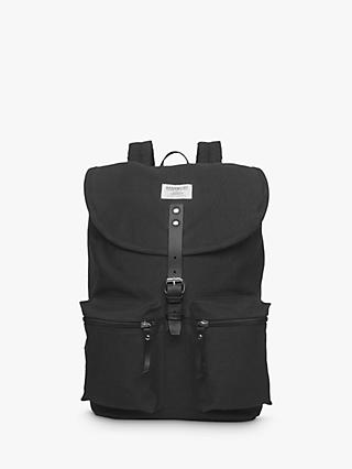 Sandqvist Roald Ground Organic Cotton Backpack