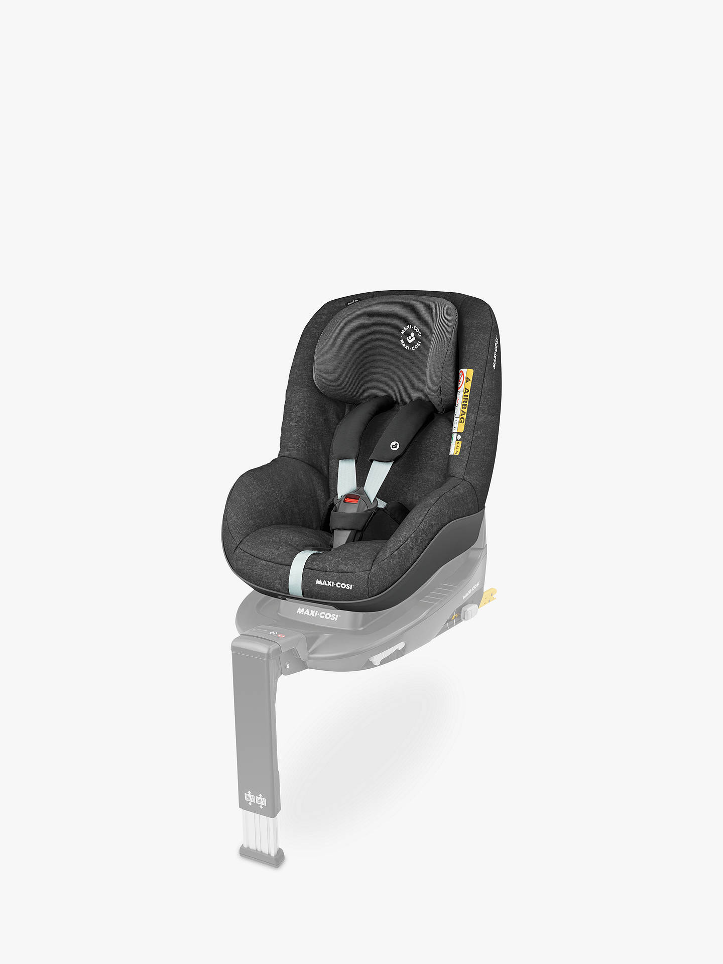 Buy Maxi-Cosi Pearl Pro i-Size Group 1 Car Seat, Nomad Black Online at johnlewis.com