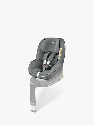 Maxi-Cosi Pearl Pro i-Size Group 1 Car Seat, Sparkling Grey