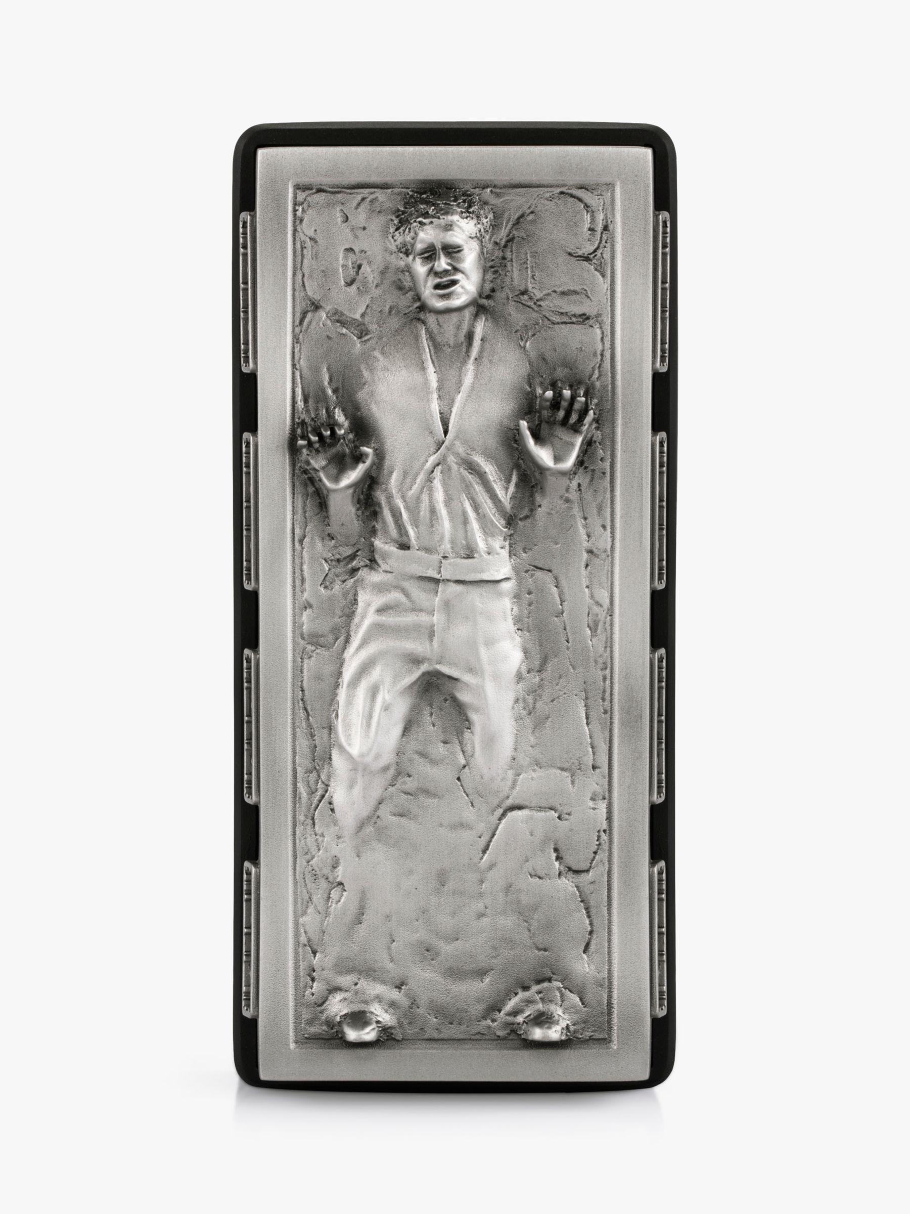Royal Selangor Royal Selangor Han Solo Frozen in Carbonite Trinket Box