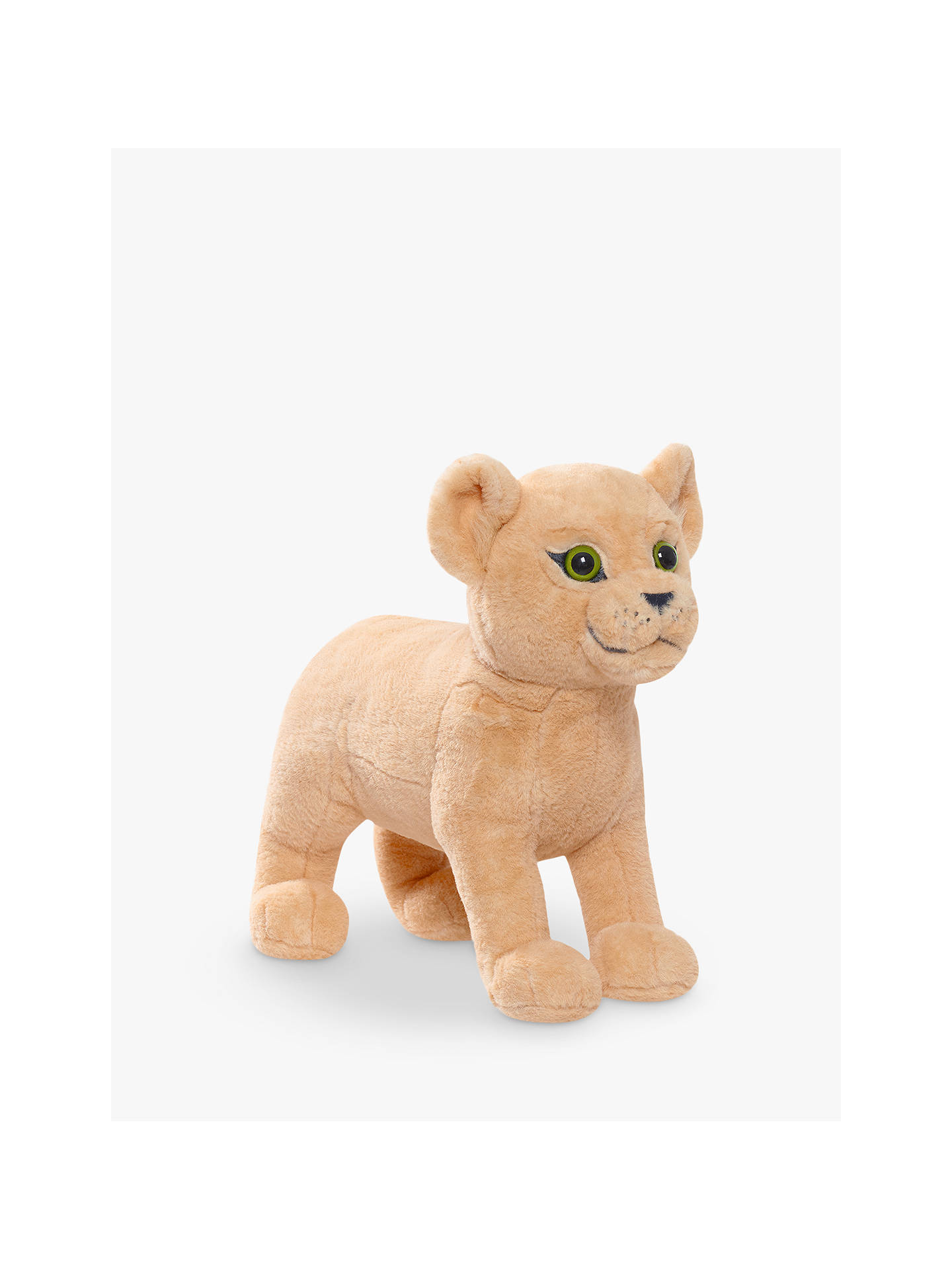 1a1000c775899 Disney The Lion King Nala Soft Toy, Large