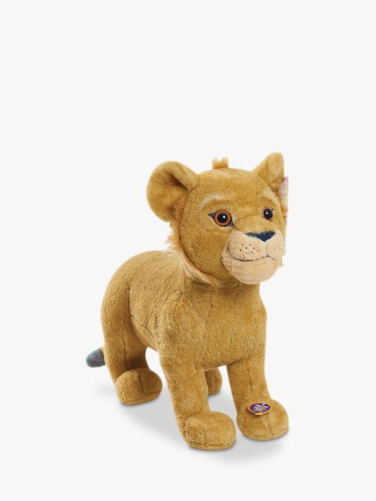 Disney Disney The Lion King Simba Soft Toy, Large