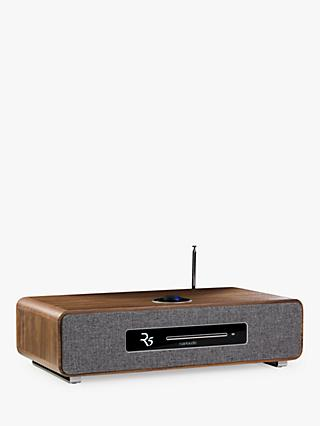 Ruark R5 DAB/DAB+/FM/Internet Radio & CD Bluetooth Wi-Fi Wireless All-In-One Music System