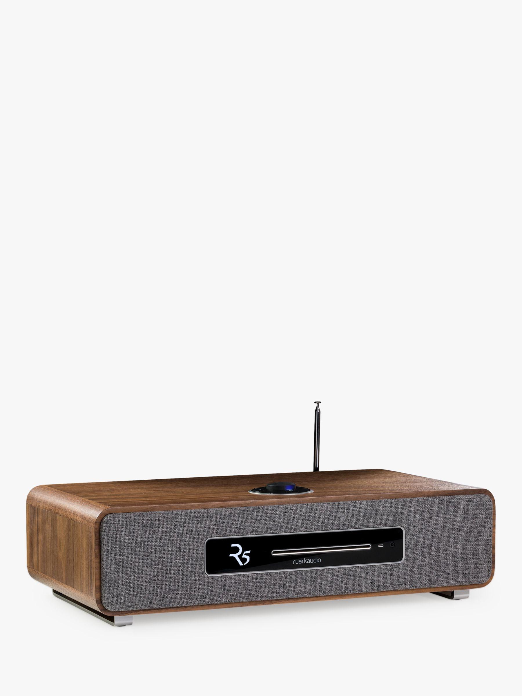 Ruark Audio Ruark R5 DAB/DAB+/FM/Internet Radio & CD Bluetooth Wi-Fi Wireless All-In-One Music System