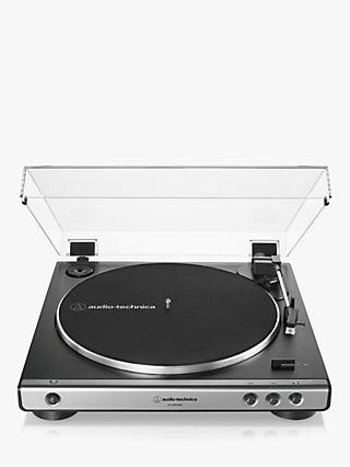 Audio-Technica AT-LP60XUSB USB Conversion Turntable, Gun Metal