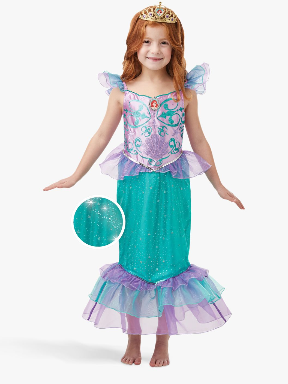 Rubies Disney Princess The Little Mermaid Ariel Children's Costume, 5-6 years