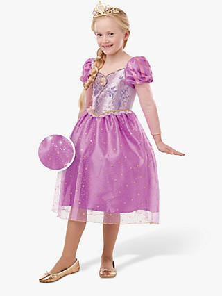 Disney Princess Rapunzel Children's Costume, 5-6 years