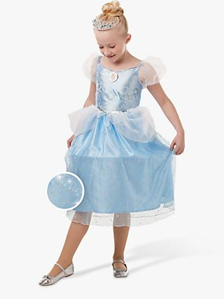 Disney Princess Cinderella Children's Costume, 5-6 years
