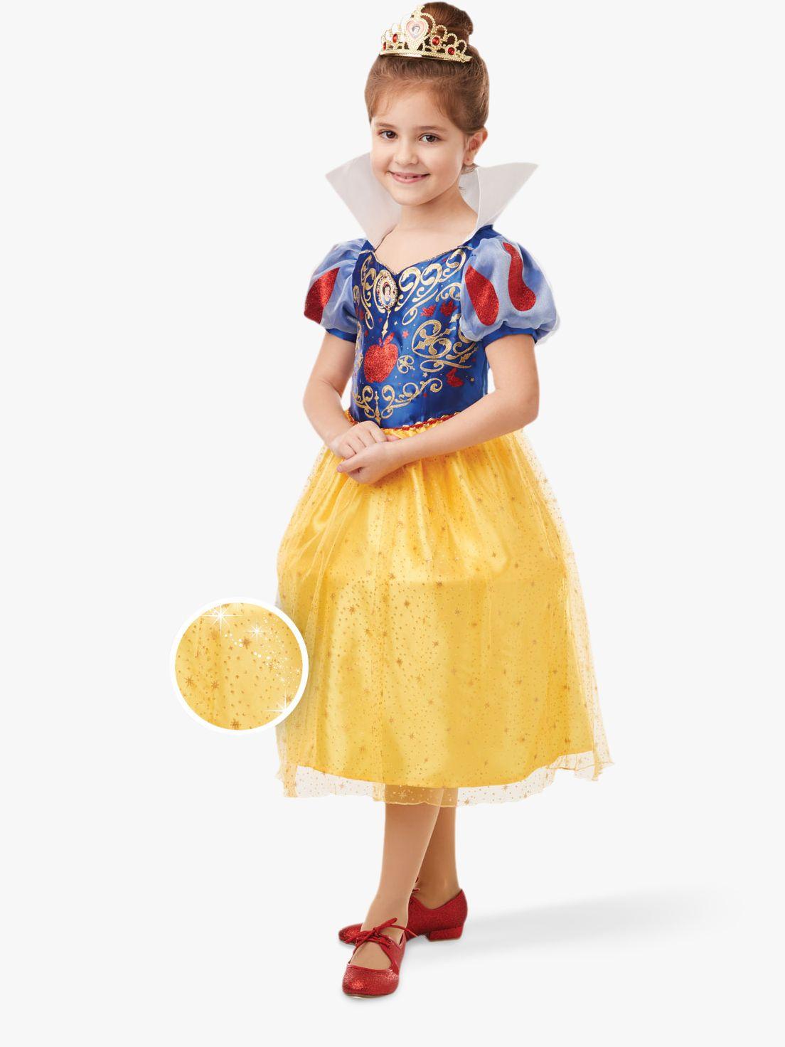 Rubies Disney Princess Snow White Children's Costume, 5-6 years