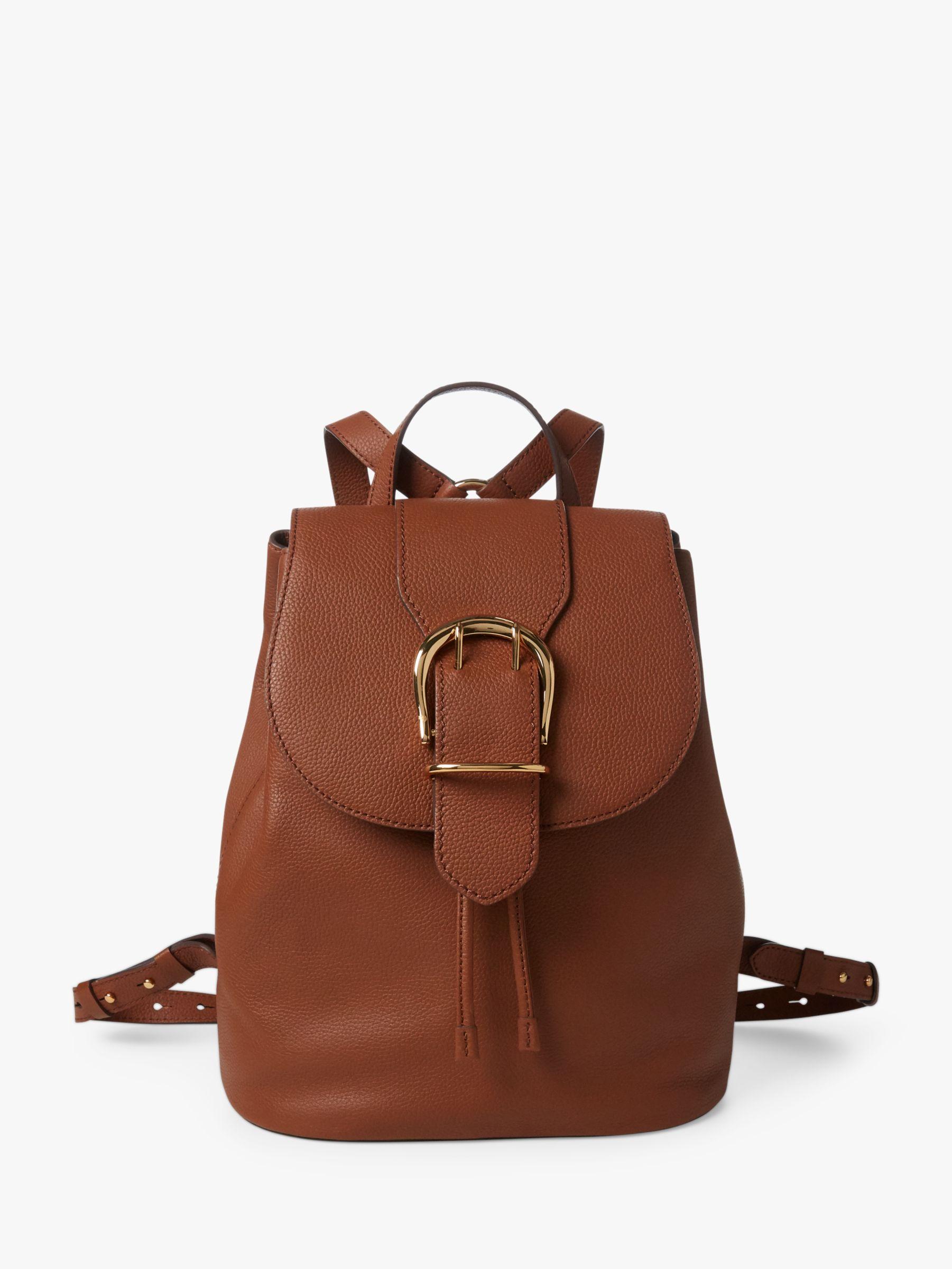 a876a6de807d4 Lauren Ralph Lauren Cornwall Leather Backpack