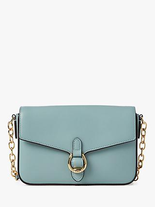 c56bdf5b8d03 Lauren Ralph Lauren Bennington Leather Cross Body Bag