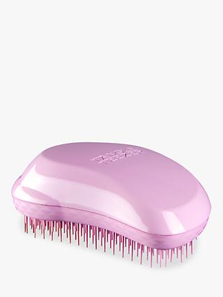 Tangle Teezer Fine & Fragile Hair Brush, Pink Dawn